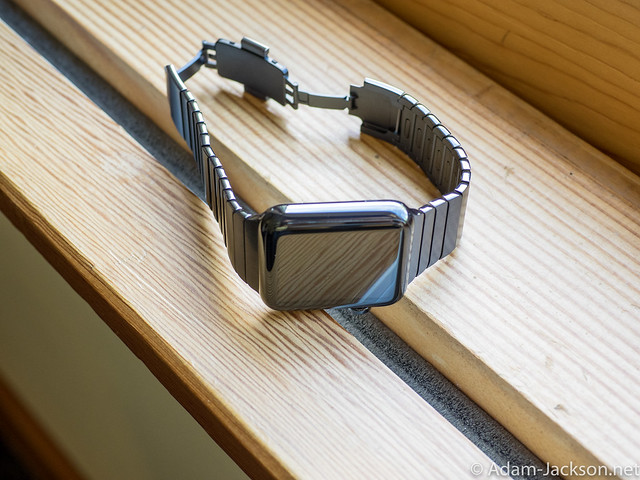Apple Watch Unboxing 2015 Space Black 42MM with Space Black Link