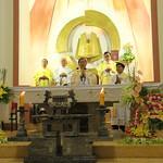 Thánh Lễ Tạ Ơn 15 năm Cung Hiến Nhà Thờ Giáo Xứ Bà Lụa