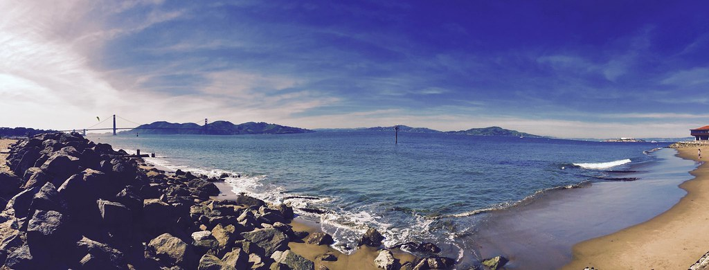Crissy Field Beach