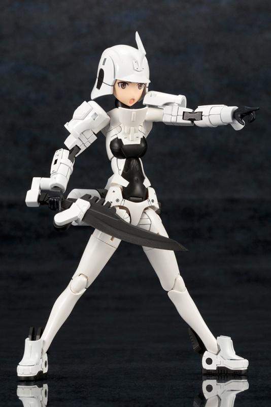 「美少女 × 機械」壽屋全新系列第一彈「女神裝置 WISM・SOLDIER ASSAULT/SCOUT」,武裝神姬終於復活!?