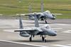 USAF F-15Cs 84-0002 and 84-0026