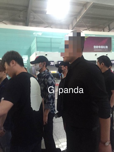 Big Bang - Dalian Airport - 26jun2016 - pandaanow - 06