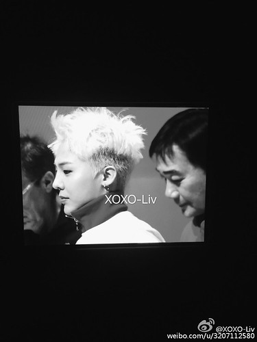 G-Dragon - Kappa 100th Anniversary Event - 26apr2016 - XOXO-Liv - 01
