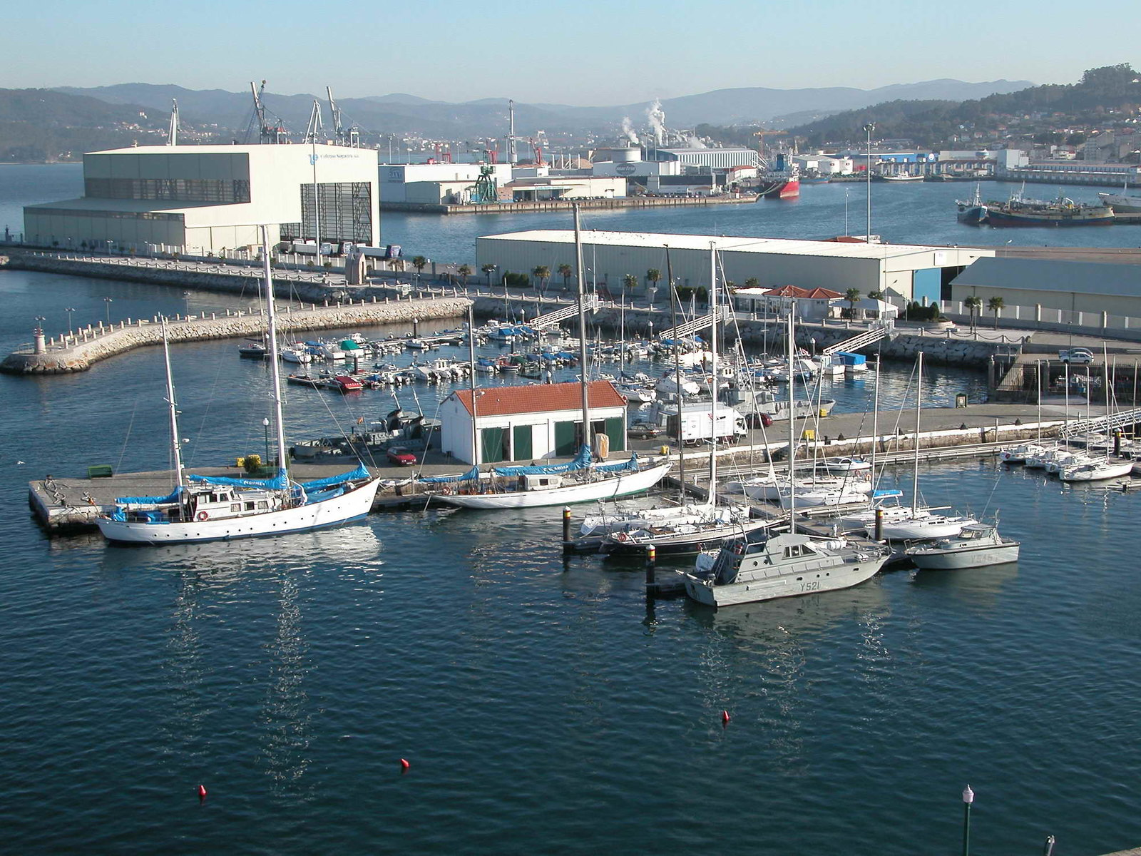 Porto de Marín