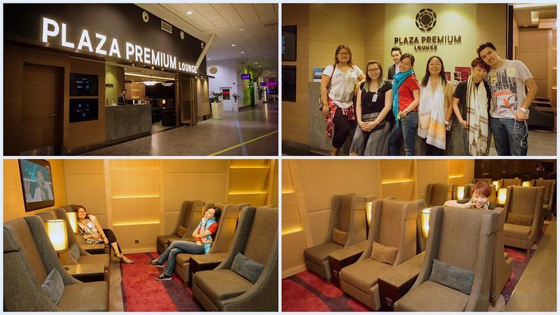 Plaza Premium Lounge - KLIA2