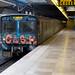Subway  (metro) Graffiti , Rome by ZUCCONY