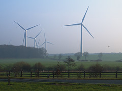 prairie, machine, windmill, field, plain, wind, wind farm, rural area, wind turbine, grassland,