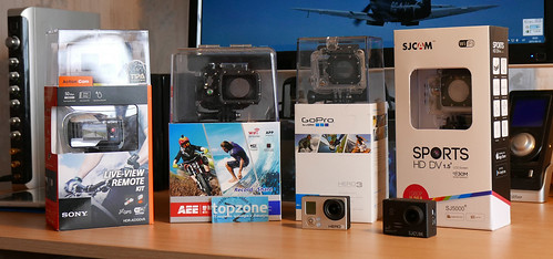 SJcam SJ5000 Plus   GoPro Hero 4 kopija iš Kinijos