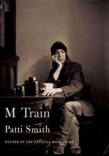 パティ・スミス『M Train(原題)』表紙