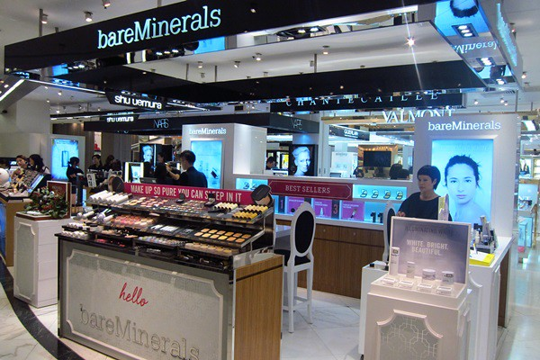 bareMineralsh 連卡彿
