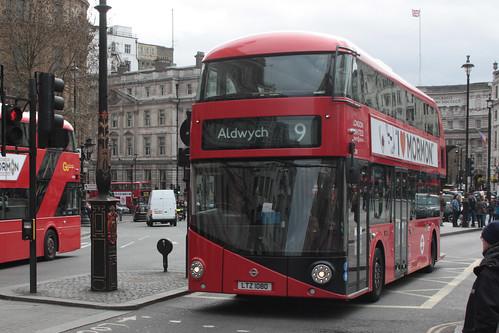 LT80 LTZ1080 New Routemaster