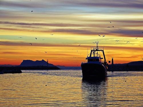sunset españa atardecer mar spain andalucia costadelsol estepona mediterráneo