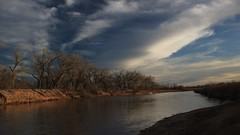 Rio Grande River, Bernalillo, NM 1