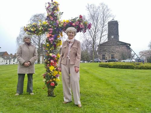 Easter Cross 2015 - All Saints Church, Wellington