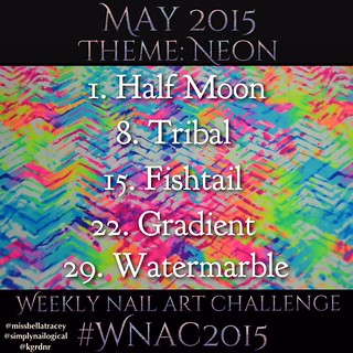 #WNAC2015 May / Neon