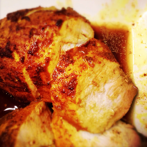 Indian, Spicy, Baked, Chicken,  Masaledar Murghi,  印度, 烤雞, recipe, tandoori, indian spices