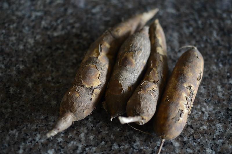Cassava & Suya Stirfry