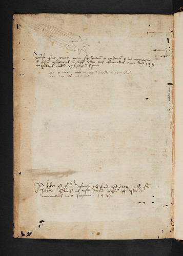 Manuscript notes in  Biblia latina