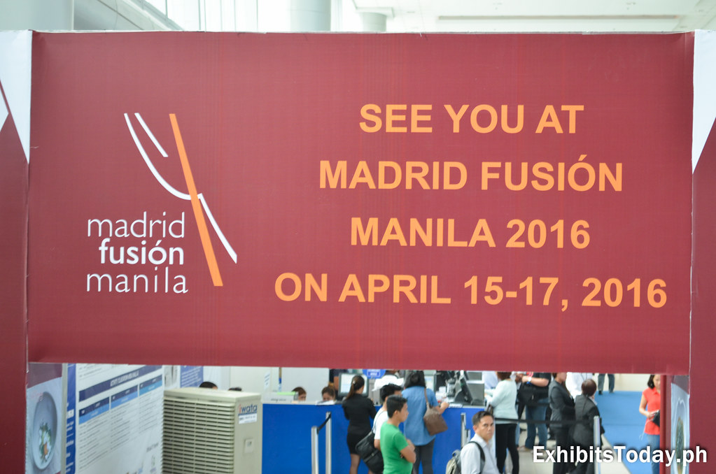 See you on Madrid Fusion Manila 2016