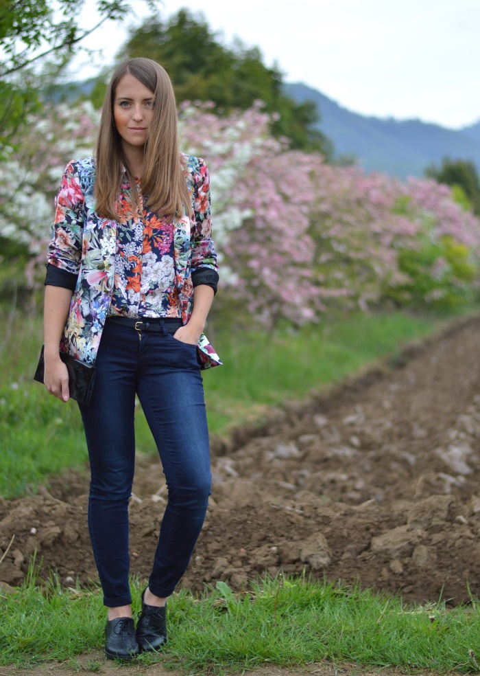 flowers on flowers,wildflower girl, fashion blog, blogger, Benetton, Zara, fiori (13)