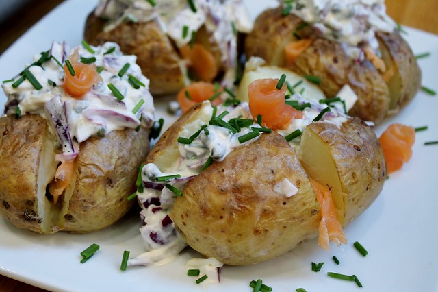 panasonic microwave jacket potatoes theideaskitchen