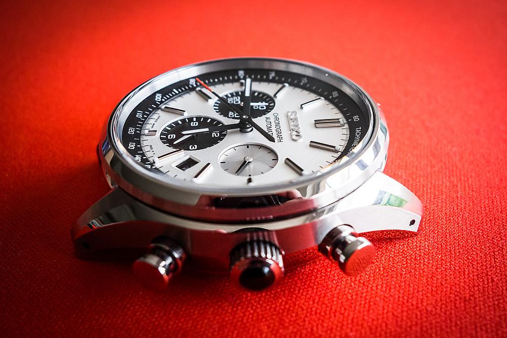 [Revue] Seiko Automatic Chronograph SDGZ013 - Panda 18056965448_f71f4b9913_b