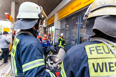 Einsatzübung Shell Safety Day 06.05.15