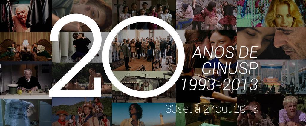 20 ANOS DE CINUSP: 1993 - 2013