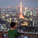with tokyo tower by ken_tsuda