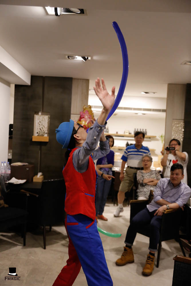 【魔術師法拉利】魔術表演 / 大型魔術演出 / 生日表演 / 魔術師推薦 / 派對表演 /親子魔術 / 歡樂魔術 / 氣球魔術 / 小丑魔術