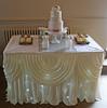 Vintage Blush Peony Mini Dessert Table.