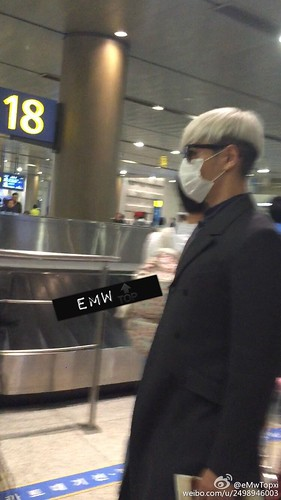 Big Bang - Incheon Airport - 31jan2015 - TOP - eMwTopxi - 01