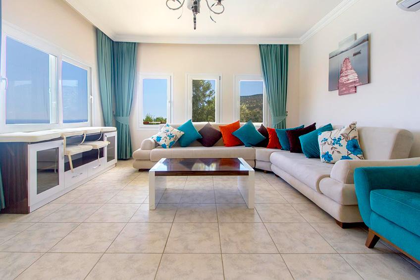 Kalkan/Kaş/Antalya, Türkiye kiralık villa , kiralık yazlık, yazlık villa - 3767