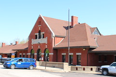 Missouri Pacific Depot