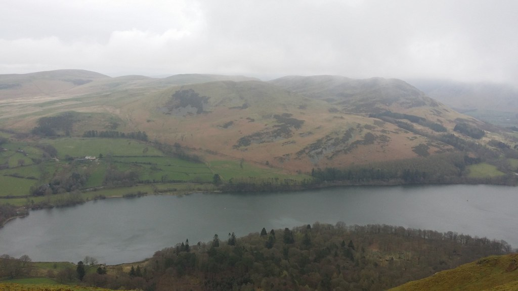 Loweswater and the Loweswater fells #sh
