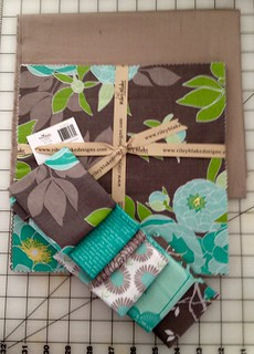 Preparing for the MQG Spring Fabric Challenge
