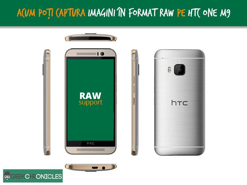 htc one m9 raw