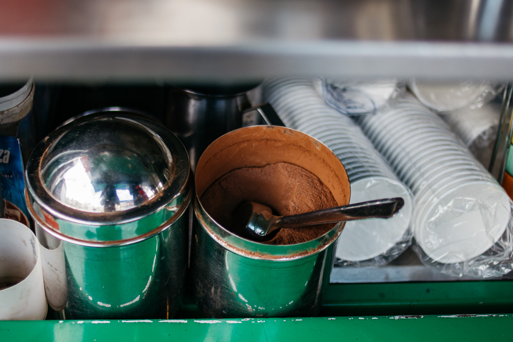 Caffe Mobile