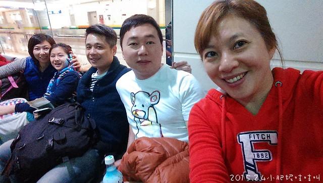 【2015上越國際滑雪場Green Plaza Hotel】炒麵麵包家族出國記