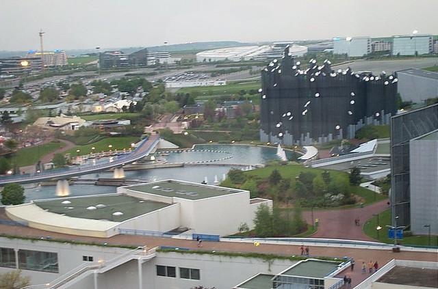 futuroscope - poitiers - viaje de los castillos de loira