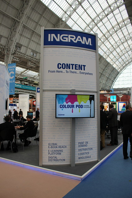 Ingram - London Book Fair 2015