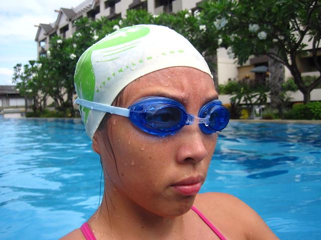ROKA F1 SPCTRM goggles (Cobalt)