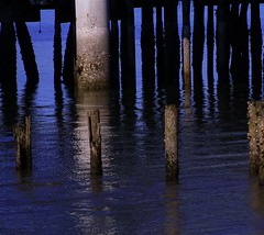 Ferry piles