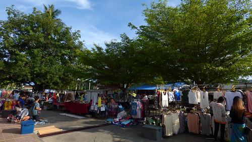 Koh Samui Bangrak market