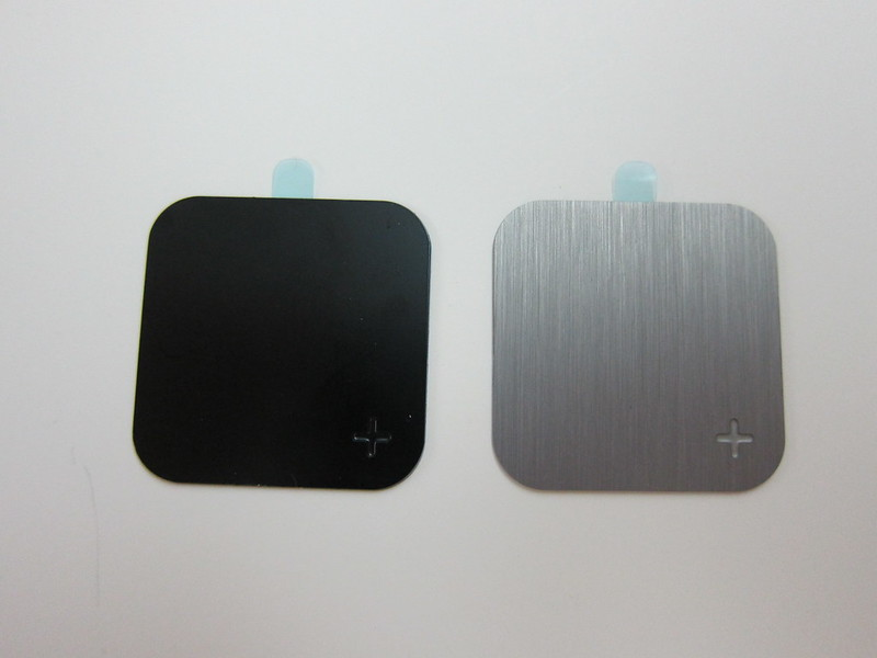 Logitech + trip Universal Air Vent Mount - Meta Plates Front
