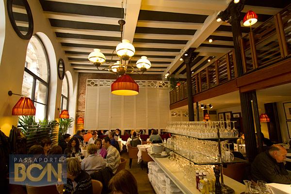 Restaurante la fonda passaporte bcn - Restaurante umo barcelona ...