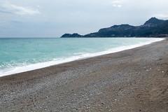 Letojanni beach