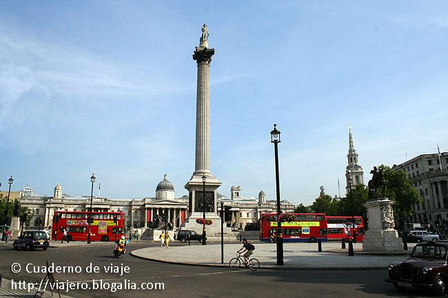 Trafalgar Square © Paco Bellido, 2006