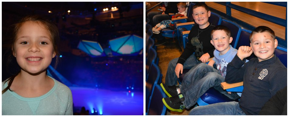 ready for frozen on ice