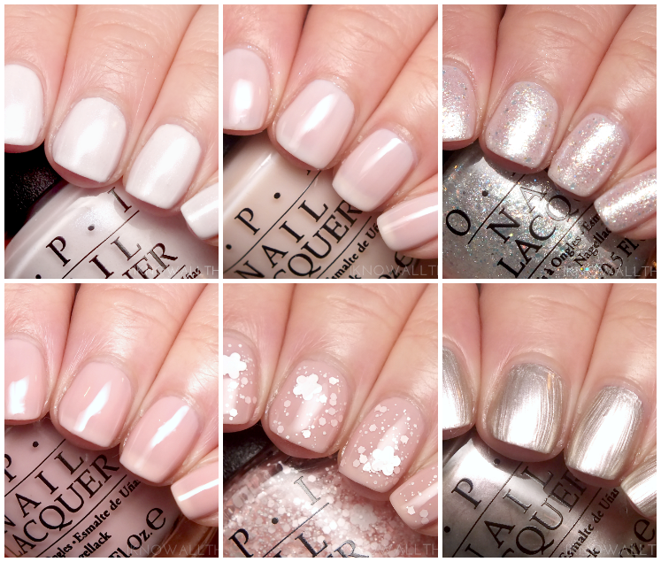 OPI Soft Shades 2015 collage